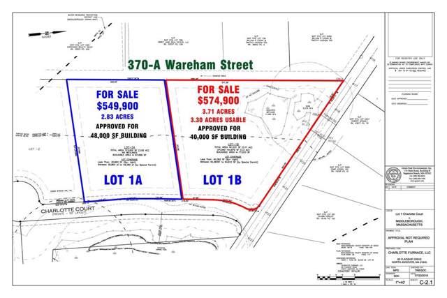 370-1A&1B Wareham, Middleboro, MA 02348 (MLS #72593955) :: Parrott Realty Group