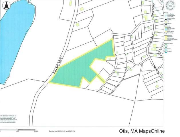 Lot 50 Tolland Road, Otis, MA 01253 (MLS #72593956) :: RE/MAX Vantage