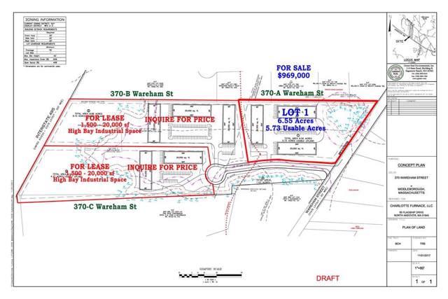 370-A Wareham, Middleboro, MA 02348 (MLS #72593962) :: RE/MAX Vantage