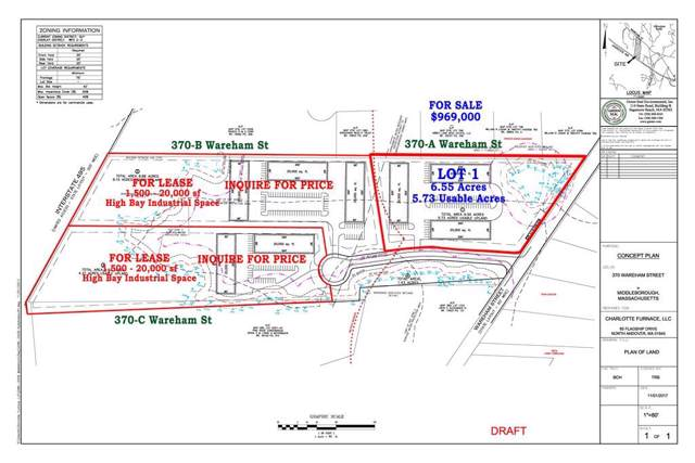 370-A Wareham, Middleboro, MA 02348 (MLS #72593962) :: Parrott Realty Group