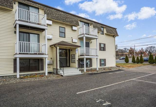 655 Plantation St 20B, Worcester, MA 01605 (MLS #72593988) :: The Duffy Home Selling Team