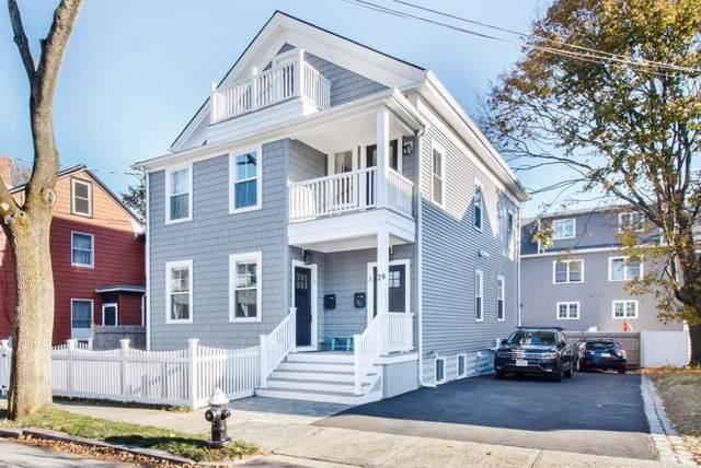 29 Franklin Street #1, Arlington, MA 02474 (MLS #72593994) :: Berkshire Hathaway HomeServices Warren Residential