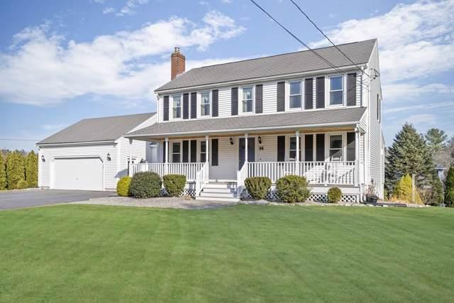 14 Cobblestone St., Cumberland, RI 02864 (MLS #72594065) :: Westcott Properties