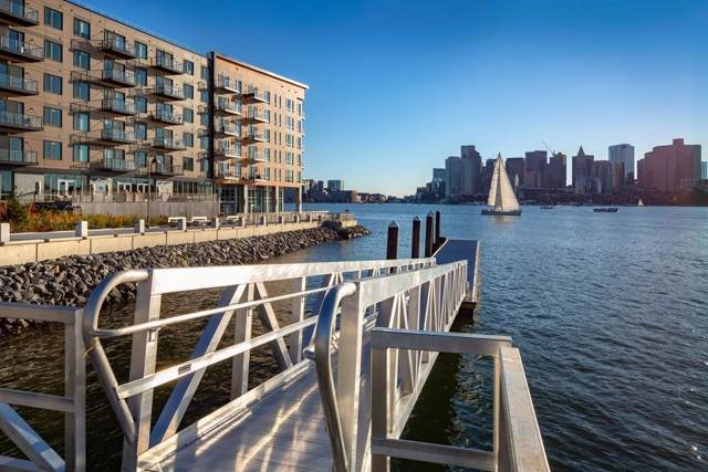 45 Lewis Street #214, Boston, MA 02128 (MLS #72594073) :: Lauren Holleran & Team