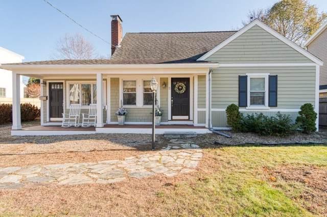5 Roosevelt Pl, Newburyport, MA 01950 (MLS #72594087) :: Westcott Properties