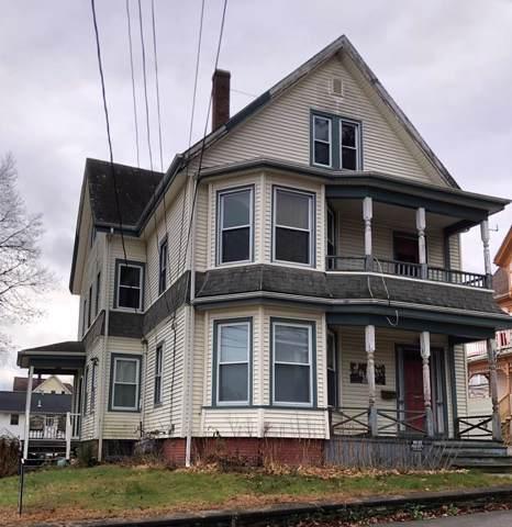 158 Nilsson St, Brockton, MA 02301 (MLS #72594232) :: Kinlin Grover Real Estate