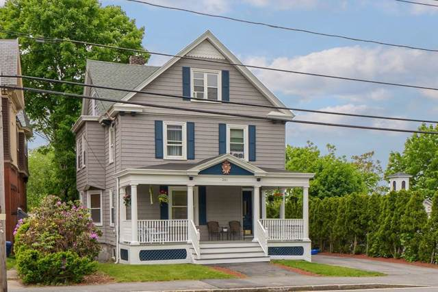 201 Nesmith Street, Lowell, MA 01852 (MLS #72594249) :: DNA Realty Group