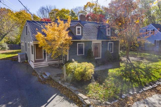 10 Coolidge Ave, Hingham, MA 02043 (MLS #72594652) :: DNA Realty Group