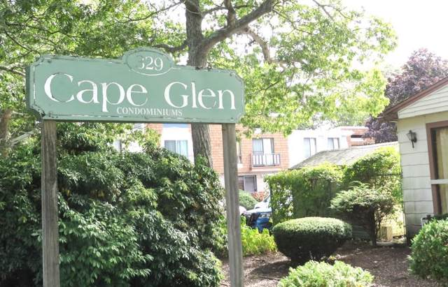 329 W Main St #22, Barnstable, MA 02601 (MLS #72594659) :: Trust Realty One
