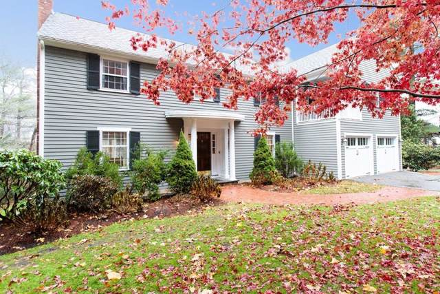 58 Cartwright Road, Wellesley, MA 02482 (MLS #72594716) :: Conway Cityside