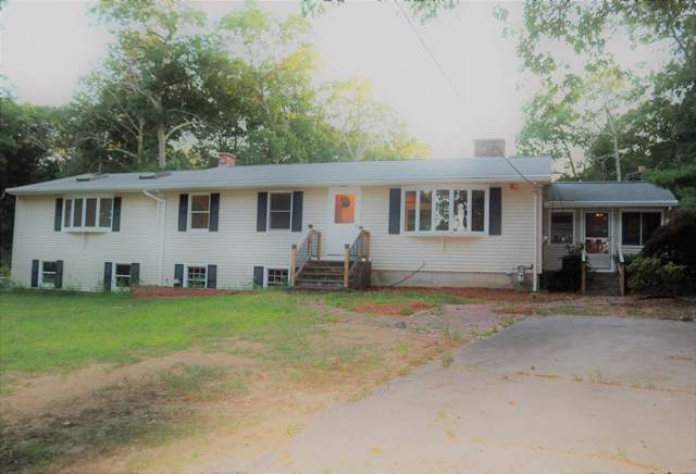 451 Gilbert St, Mansfield, MA 02048 (MLS #72594771) :: Primary National Residential Brokerage