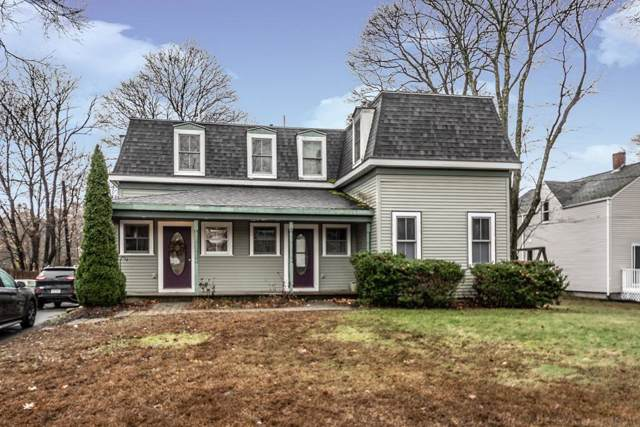 5 Garden Ct #5, Sharon, MA 02067 (MLS #72594818) :: Primary National Residential Brokerage