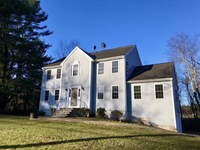 54 Forest St, Franklin, MA 02038 (MLS #72595027) :: Primary National Residential Brokerage