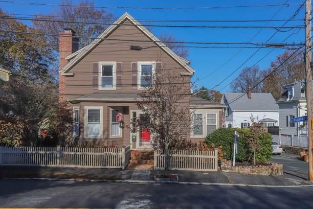 112 Redington Street, Swampscott, MA 01907 (MLS #72595110) :: Exit Realty