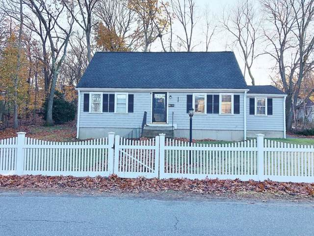 42 Lillian St., Woburn, MA 01801 (MLS #72595210) :: The Muncey Group