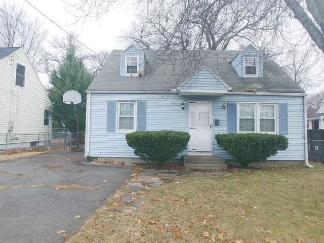 242 Breckwood Blvd, Springfield, MA 01109 (MLS #72595216) :: The Muncey Group