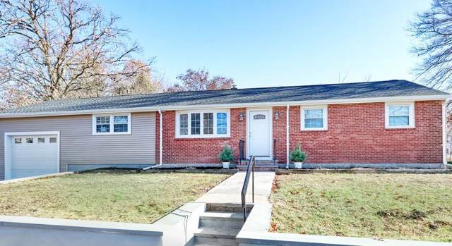 132 Garfield Rd, Dedham, MA 02026 (MLS #72595217) :: The Muncey Group
