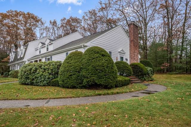 19 Drummer Rd #19, Acton, MA 01720 (MLS #72595233) :: The Muncey Group
