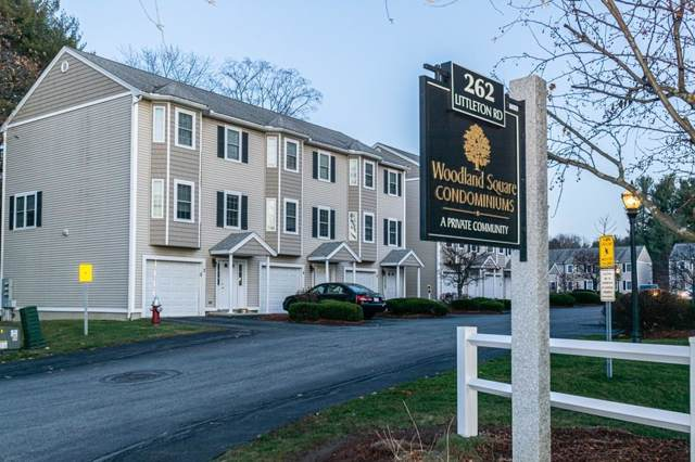 262 Littleton Rd #6, Chelmsford, MA 01824 (MLS #72595244) :: The Muncey Group