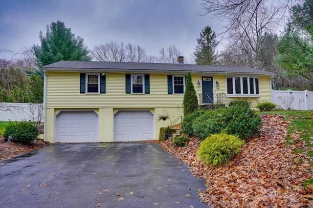 43 River St, Holden, MA 01520 (MLS #72595248) :: The Muncey Group