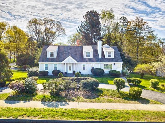 245 Blueberry Hill Road, Longmeadow, MA 01106 (MLS #72595415) :: NRG Real Estate Services, Inc.