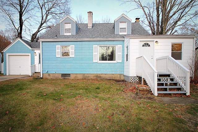 21 Lyn Drive, Granby, MA 01033 (MLS #72595462) :: Conway Cityside