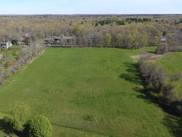 Lot 1- 242 Perryville Rd, Rehoboth, MA 02769 (MLS #72595478) :: Conway Cityside