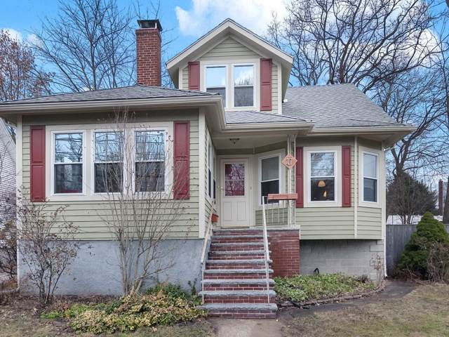 47 Lawrence Rd, Medford, MA 02155 (MLS #72595548) :: Berkshire Hathaway HomeServices Warren Residential