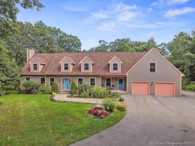 223 C Main Street, Boxford, MA 01921 (MLS #72595732) :: Berkshire Hathaway HomeServices Warren Residential