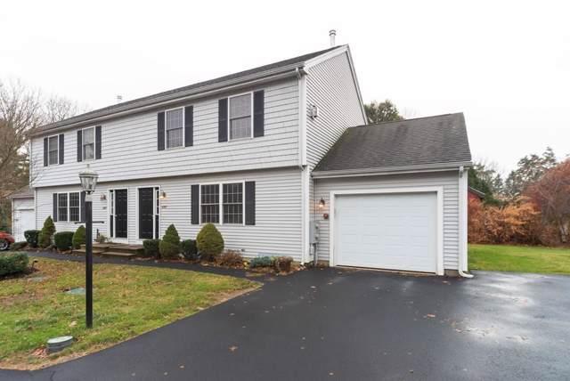 575 Main Street D, Boylston, MA 01505 (MLS #72596270) :: The Duffy Home Selling Team