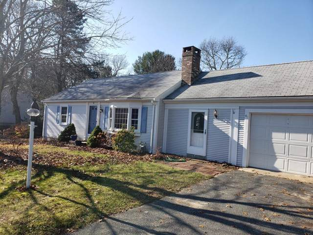 47 Gordon Ln, Yarmouth, MA 02675 (MLS #72596344) :: Trust Realty One