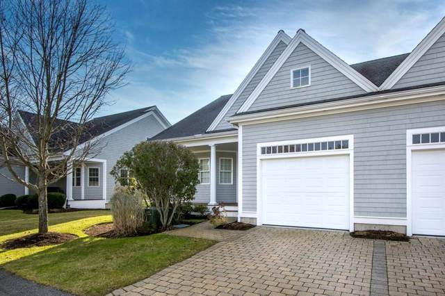 100 Lincoln St #16, Duxbury, MA 02332 (MLS #72596365) :: Charlesgate Realty Group