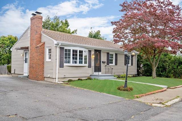 106 Flint, Pawtucket, RI 02861 (MLS #72596427) :: Westcott Properties