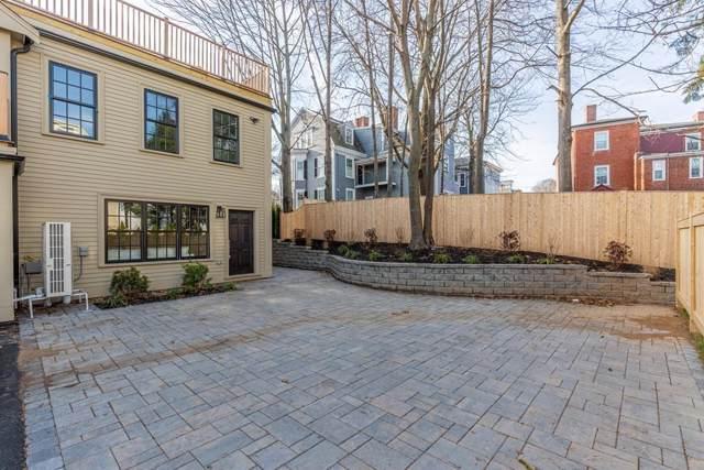 108 High Street B, Newburyport, MA 01950 (MLS #72596617) :: Kinlin Grover Real Estate