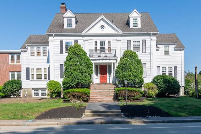 275 Neck St A-4, Weymouth, MA 02191 (MLS #72596912) :: Kinlin Grover Real Estate