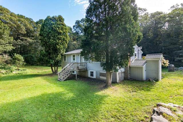 54 Snake Hollow, Tisbury, MA 02568 (MLS #72597000) :: EXIT Cape Realty