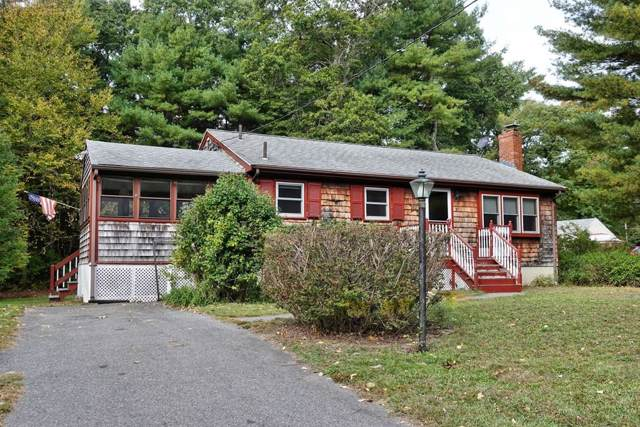 83 Carriage Road, Hanson, MA 02341 (MLS #72597039) :: The Duffy Home Selling Team