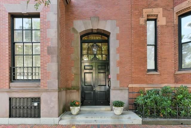 314 Dartmouth Street B, Boston, MA 02116 (MLS #72597188) :: Westcott Properties