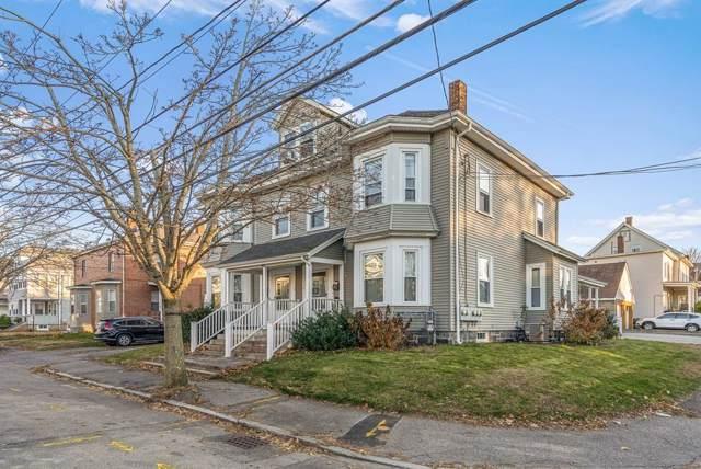 93 Taylor Street #4, Waltham, MA 02453 (MLS #72597552) :: Conway Cityside