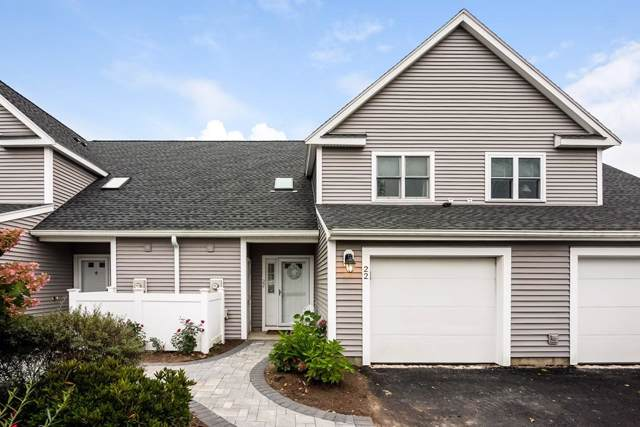 22 Southcliff Dr #22, Plymouth, MA 02360 (MLS #72597588) :: Kinlin Grover Real Estate