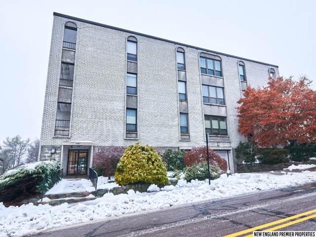 405 Langley Road #12, Newton, MA 02459 (MLS #72597724) :: Conway Cityside