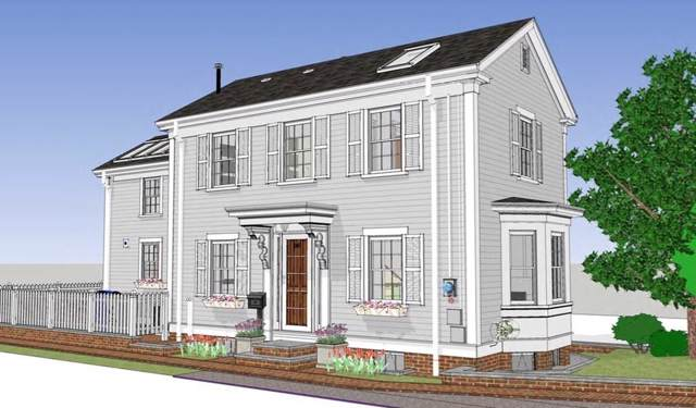 96 Foster St, Cambridge, MA 02138 (MLS #72597864) :: Conway Cityside