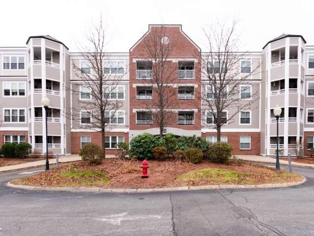 318 Rindge Avenue #414, Cambridge, MA 02140 (MLS #72597885) :: Conway Cityside