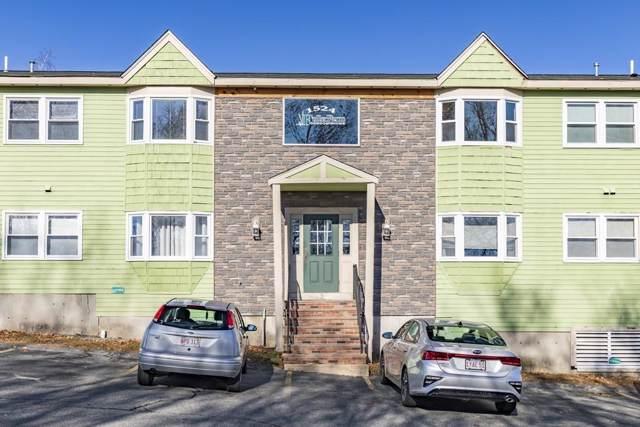 1524 Gorham St #203, Lowell, MA 01852 (MLS #72597889) :: RE/MAX Vantage