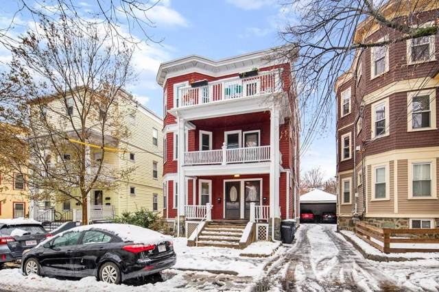 10 Banks St #2, Somerville, MA 02144 (MLS #72597890) :: Conway Cityside