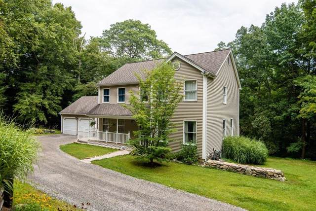 499 Taft Pond Road, Pomfret, CT 06259 (MLS #72597899) :: Driggin Realty Group