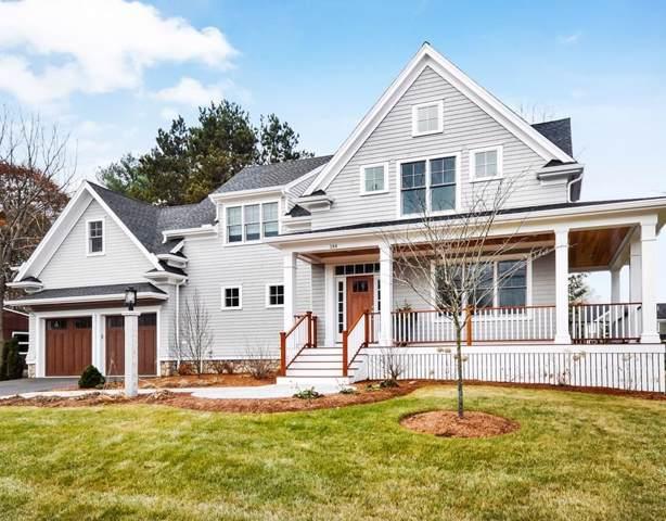 144 Laurel Street, Concord, MA 01742 (MLS #72597950) :: Primary National Residential Brokerage