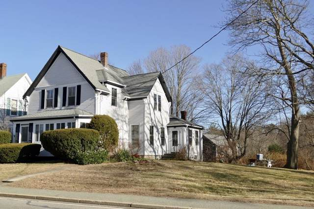 117 Liberty Street, Rockland, MA 02370 (MLS #72597957) :: Trust Realty One