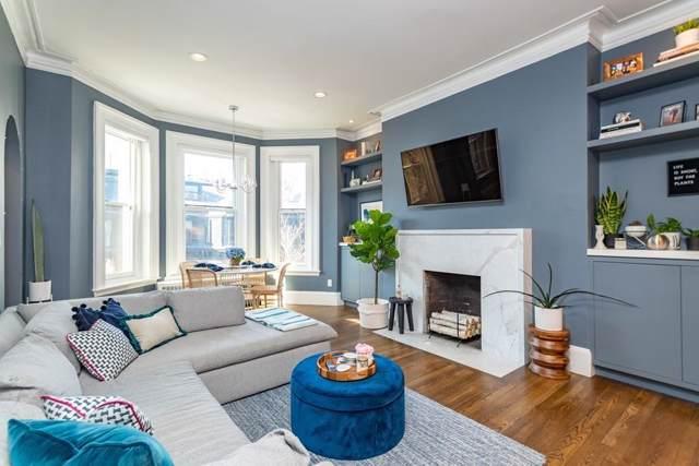 13 Gloucester Street #3, Boston, MA 02115 (MLS #72597983) :: Westcott Properties