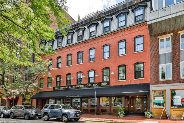 220 Commercial St 1R, Boston, MA 02109 (MLS #72597997) :: Lauren Holleran & Team